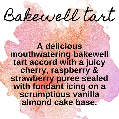 Bakewell tart Snap bar
