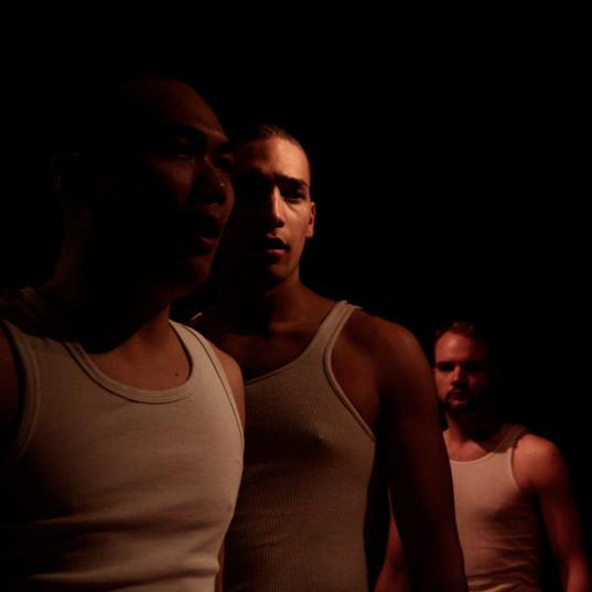 Kaleb Alexander, Derek Kwan, and Andrew Loder