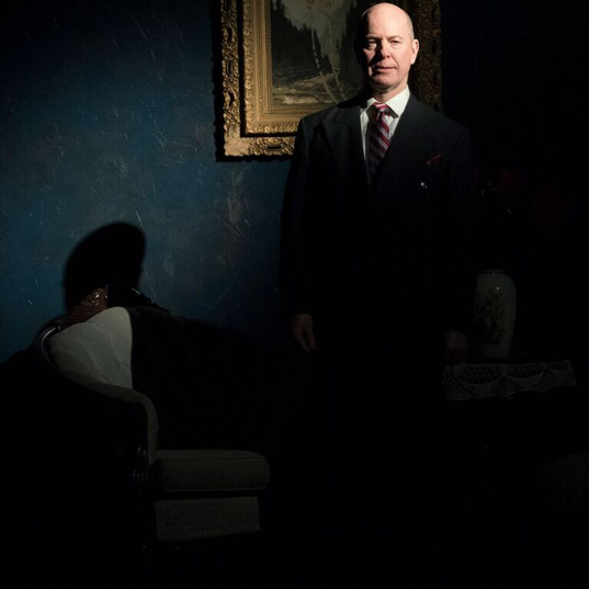 Stewart Arnott as Judge Brack