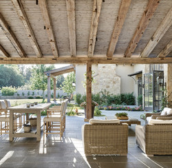 french-country-outdoor-area