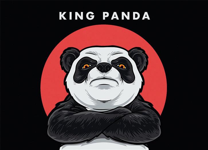 King panda iman