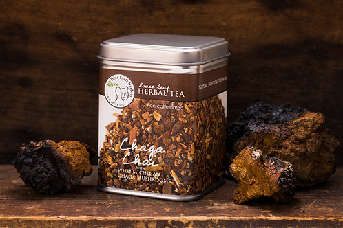 Chaga Mushroom Chai -non-caffeinated