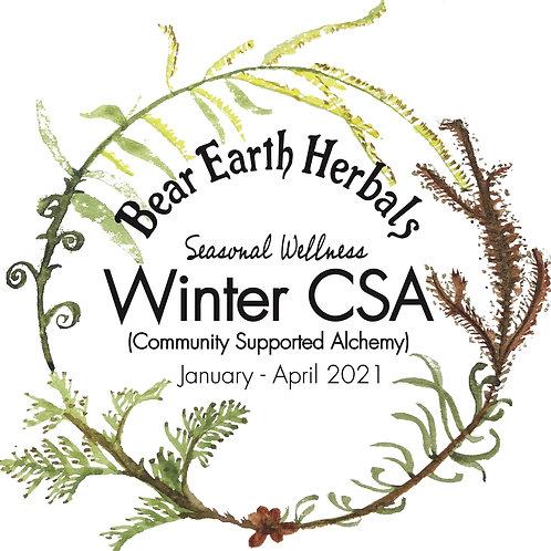 2021 Winter CSA