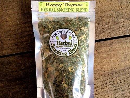Hoppy Thymes Herbal Smoking Blend