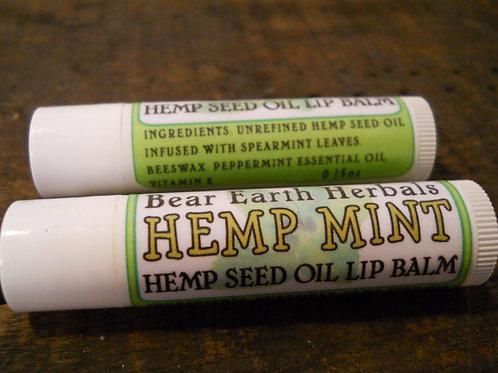 Hemp Mint Lip Balm