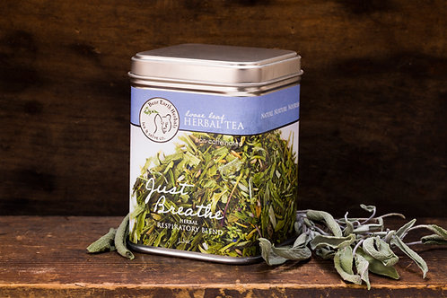 Just Breathe herbal tea- Respiratory blend