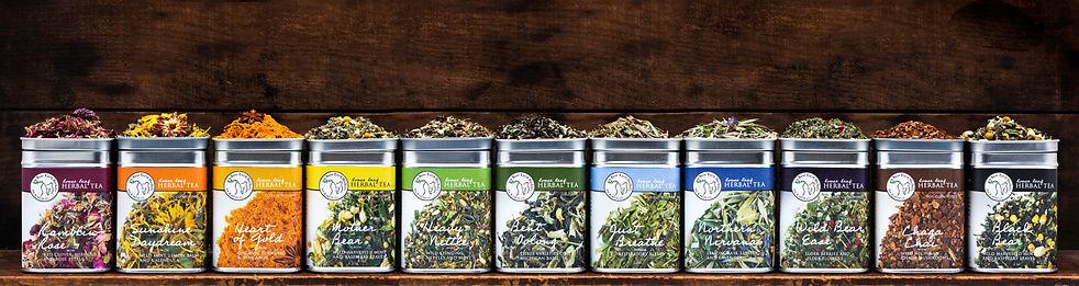 loose leaf tea, herbal tea, artisan teas, herbal infusions, organic herbs, wildcrafted herbs
