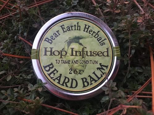 Hops Beard Balm - Hop Infused Beard Oil