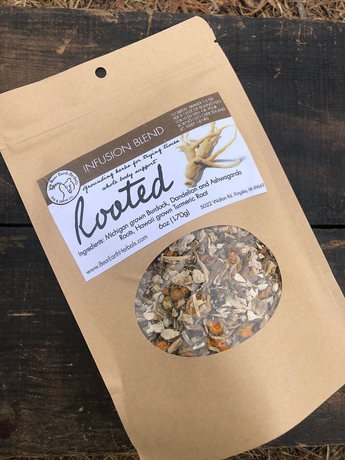 Rooted -Infusion Blend
