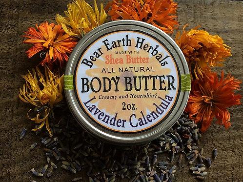 Lavender Calendula Body Butter