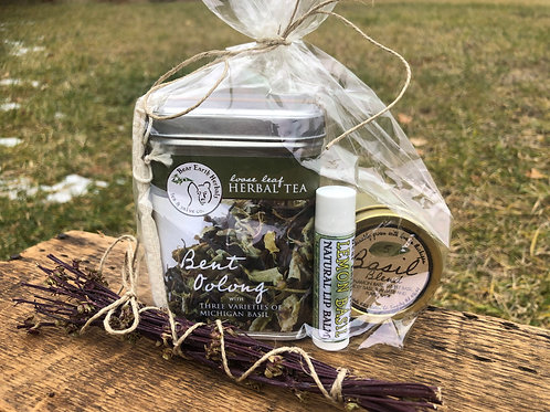 Basil Lover's Gift Set