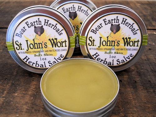 St. Johns Wort Salve