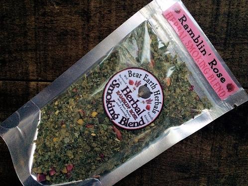 Rambin' Rose Herbal Smoking Blend