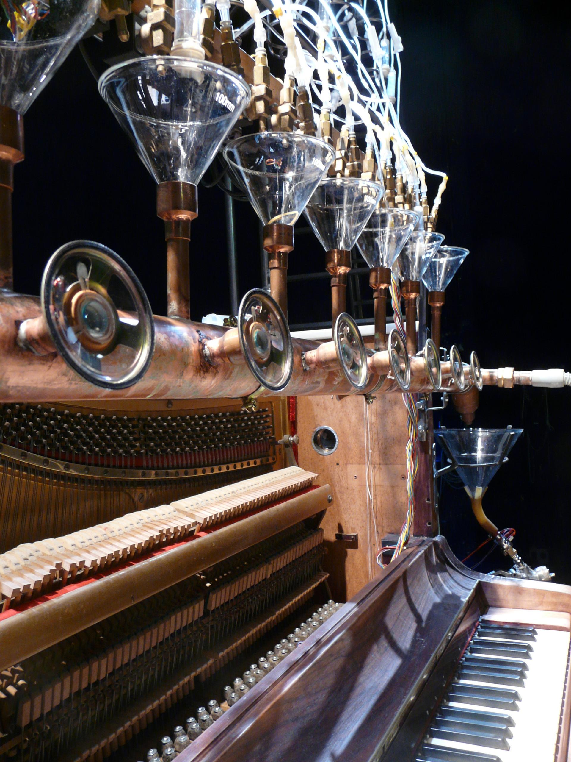 piano à odeur