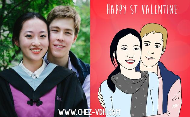 Toujours pas de cadeau de St Valentin ?
