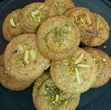 Gluten - Free Walnut Cookie