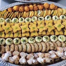 Butter Raison Cookie - Keshmeshi