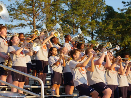 2021-2022 Marching Band