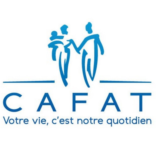 Logo CAFAT