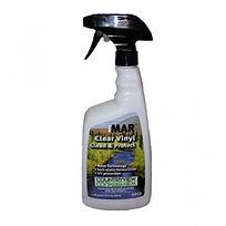 IMAR Clear Vinyl Clean & Protect offre une protection maximale avec un effort minimum enutilisantles dernières nanotechnologies pour nettoyer, faire briller et protéger le vinyle transparent non enduit.