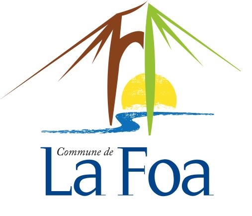 Logo mairie la foa