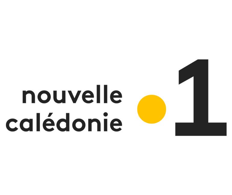Logo Nouvelle calédonie 1ères