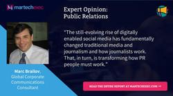 PR Expert Social Card Marc Brailov