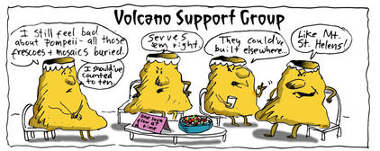 Volcano Support Group