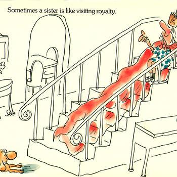 Visiting Royalty