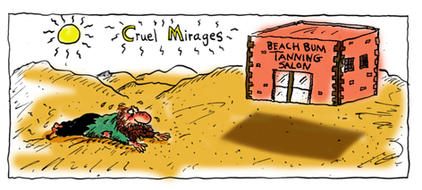 Cruel Mirages