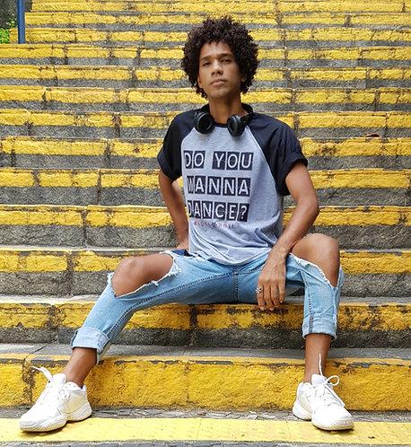 Camisa Do YouTube Wanna Dance?