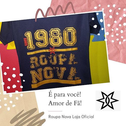Baby look 1980 Dourado