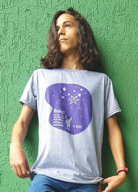 Camisa Meu universo é você