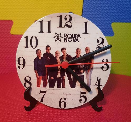 Relógio Roupa Nova
