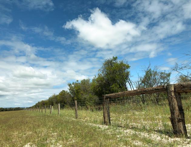 Jarrah farm fence Perth.jpg