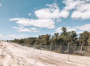 Jandakot Airport fencing.jpg