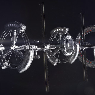 Space Station Concept 4