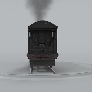 Locomotive Turntable