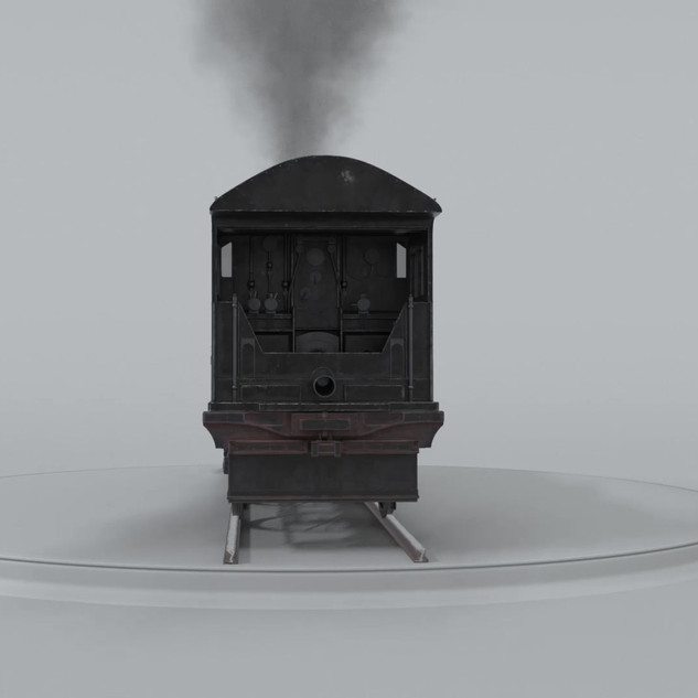Locomotive Turntable