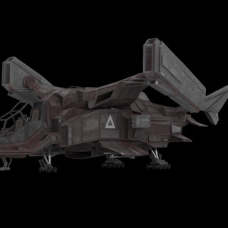 Battle Ship Turntable