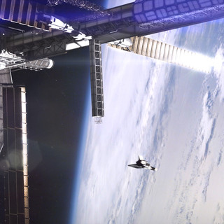 Space Station Concept 1