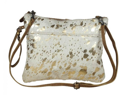Myra Bag Sassy Leather Small & Crossbody