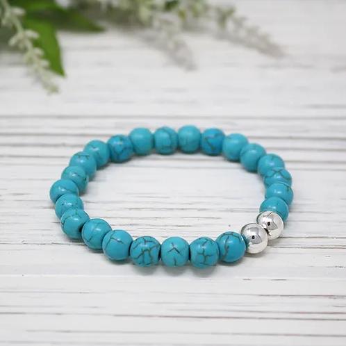 Mala Bracelet - Turquoise