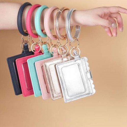 Bracelet Card Holder