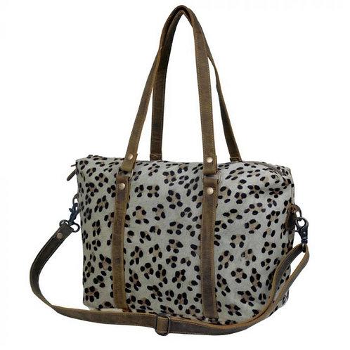 Myra Bag Pretty Print Mini Duffle