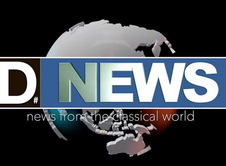 D Major TV cover on Quarantine Opera