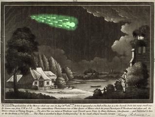 Green Comet - film project