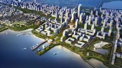 TownplanningConceptural Planning for Dongting New Town Hunan Chinac Arup