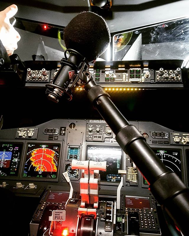 Today's office _#plane #km184 #cinela #q