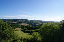 The view from Smiths Farm